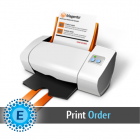 Print Order Confirmation as Guest