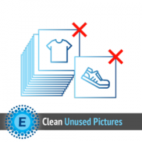 Clean Unused Pictures for Magento 2