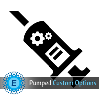 Pumped Custom Options