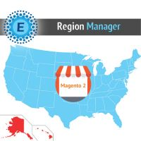 Region Manager for Magento 2: Remove States and Regions in Magento Admin