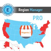 Region Manager Pro for Magento 2: Full management of States and Regions